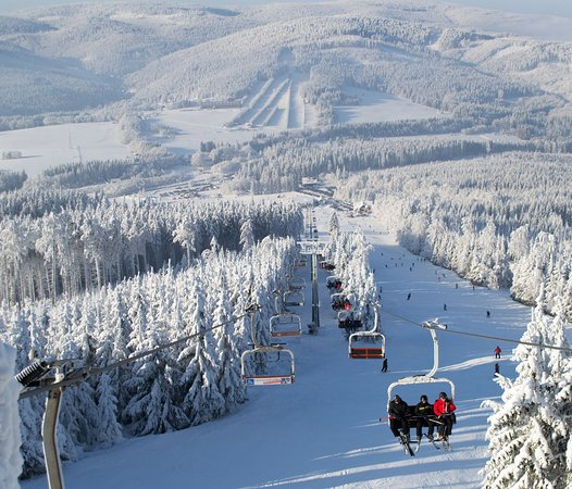 Ski resort Ramzova