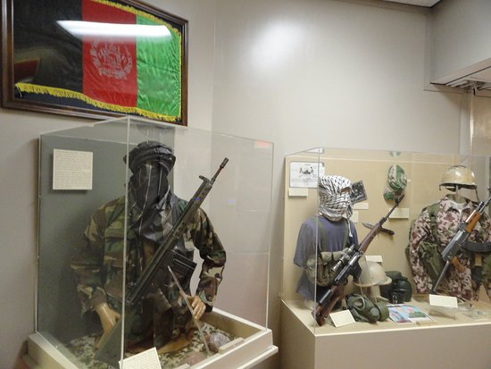 Part of the War on Terror Display