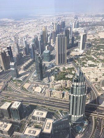 """Neu im Burj Khalifa: der Besuch der """"The Lounge"""" in Etage 152-154 war der Hammer!"""