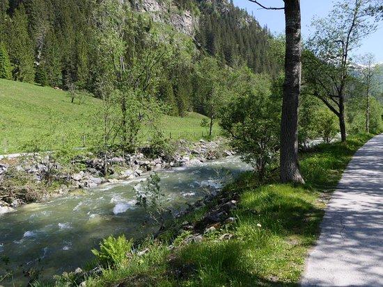 Bad Gastein, Oostenrijk: Elisabethpromenade