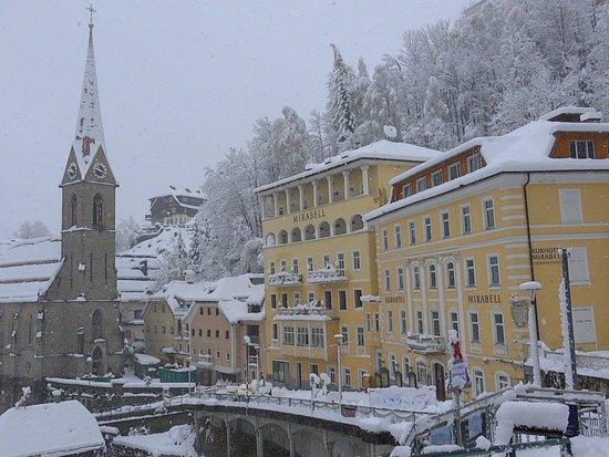 Bad Gastein im Winter