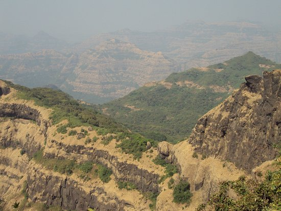 Mahabaleshwar, India: top