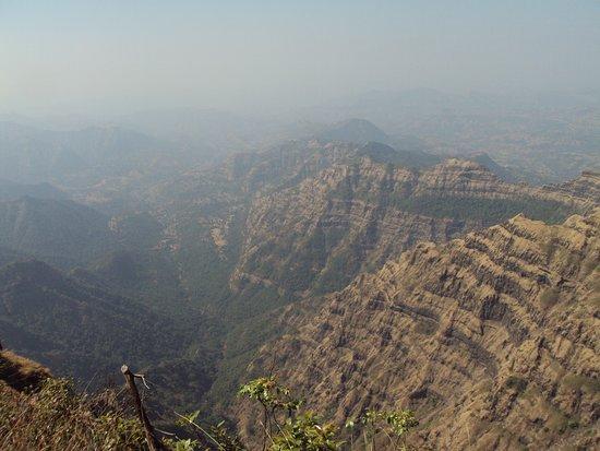 ماهاباليشوار, الهند: top portion