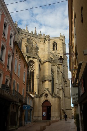Cathedrale St-Just, Нарбонна, Франция