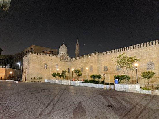 Káhira, Egypt: Al-Azhar mosque