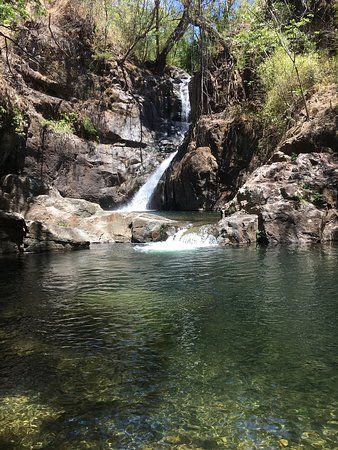 A swimming hole just 15 min from our house in Alto Boquete