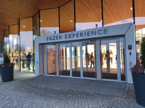 Fazer Vierailukeskus Vantaa Suomi Arvostelut Tripadvisor