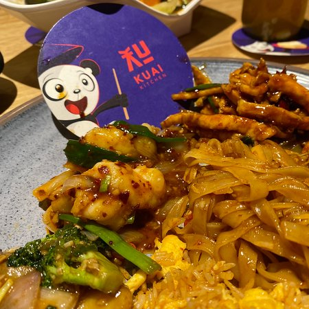 Best pan asian food in Mumbai