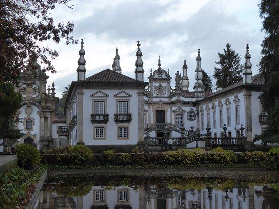 Douro Splendour: Mateus Palace.