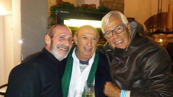 Un placer recibir en nuestra taberna a Francis Montesinos 🖤