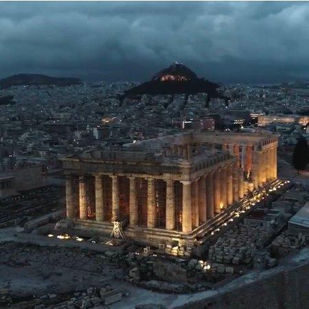 Athènes, Grèce : Greek life