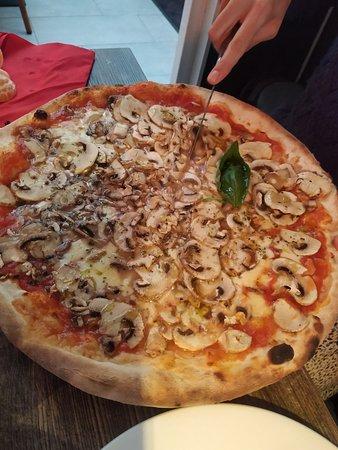 "Pizza ""individual"""