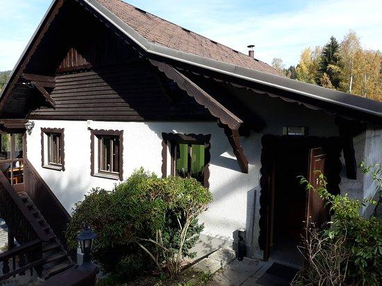 Albrechtice v Jizerských, جمهورية التشيك: Hostinec