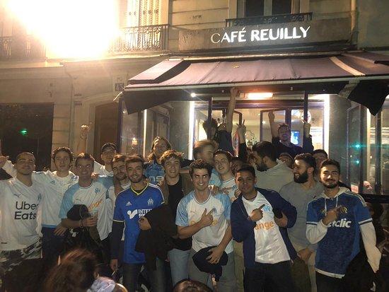 Cafe Reuilly Paris Picpus Restaurant Avis Numero De