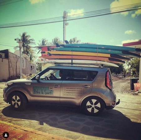Wanna go SUPing!?!? Jump in!!!  Come have fun with us! info@galapagosbikeandsurf.com