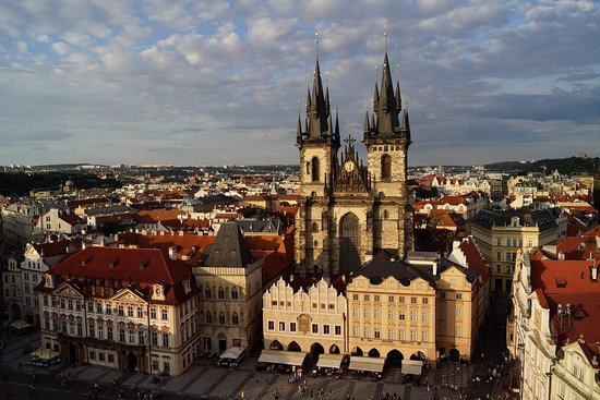 Prague Travel