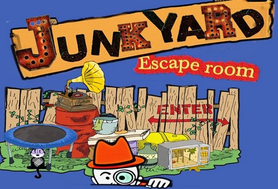 Junkyard Escape Room