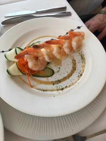 Brasserie Shrimp Salad