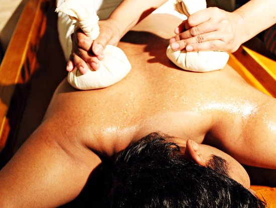 Kizhi Massage at Green Ayurveda Spa