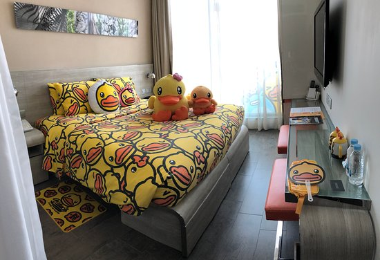 B-Duck room.