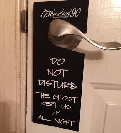 Whimsical Do Not Disturb