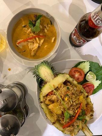 Very tasty Thai food