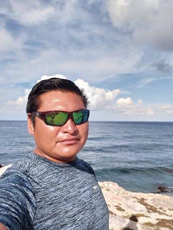 Holbox Island, Mexico: Su servidor en persona mi nombre es José misael,  y me pueden buscar en Google y face como misael tour holbox.