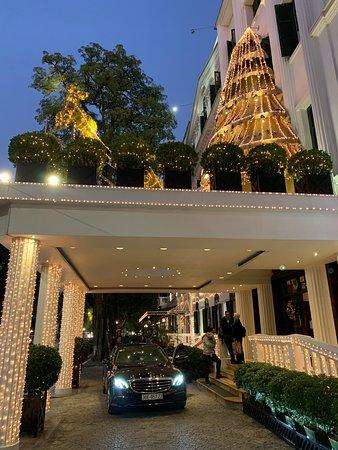 Beautiful hotel