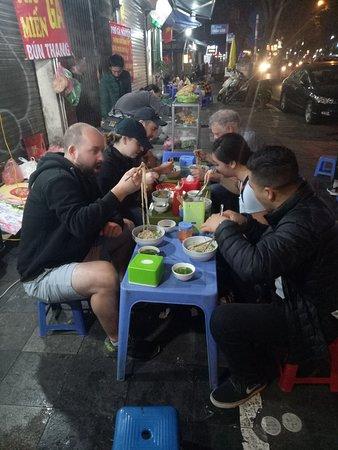 Delicious Pho Tron Ga