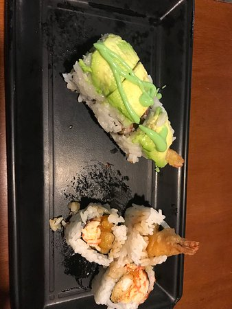 Best all you can eat sushi