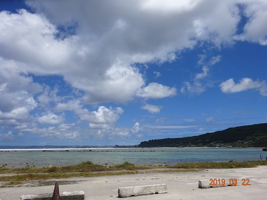 Asan, Quần đảo Mariana: アサン ビーチ パーク