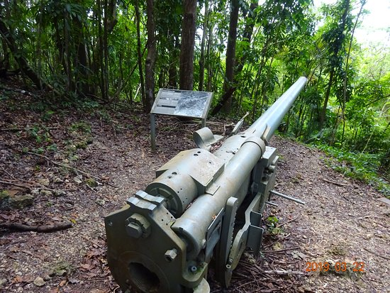 Piti Coastal Defense Guns
