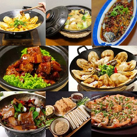 Collection of Signature Dishes