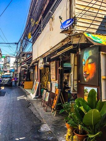 Hua Hin, Thaïlande : Street scenes