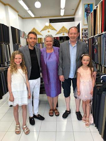 King's Fashion best Tailor in Krabi  www.kings-fashion.com