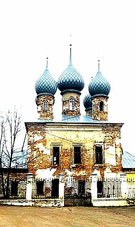 Yuryevets, รัสเซีย: Во всей красе