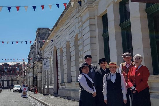 Oamaru Heritage Walking Tours