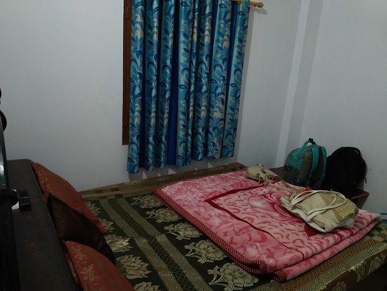 Haridwar, Hindistan: Hotel Dev Dham, Rampur