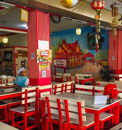 هوا هين, تايلاند: Market scenes