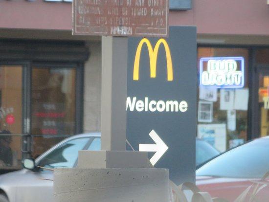 Gonzales, CA: McDonald's,Gonzalez, CA