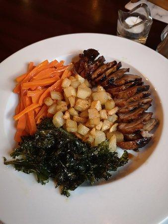 Sample dish