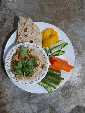 Koh Phayam Sanctuary Restaurant The Kitchen Table