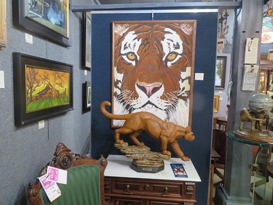 Nice Art, Solvang Antiques, Solvang, CA