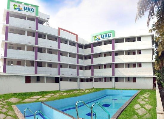Perundurai, India: URC RESORTS