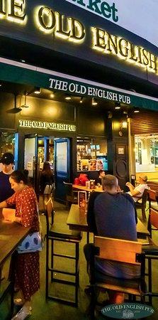 The Old English Pub