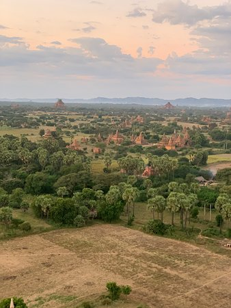 Unforgettable Experience - A Must Do in Bagan!