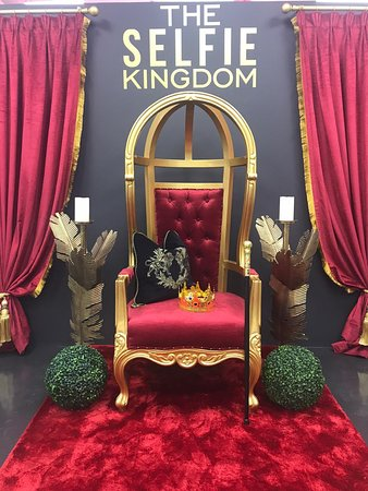 The Selfie Kingdom