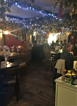 7.  Brown Trout Inn, Lamberhurst, Kent