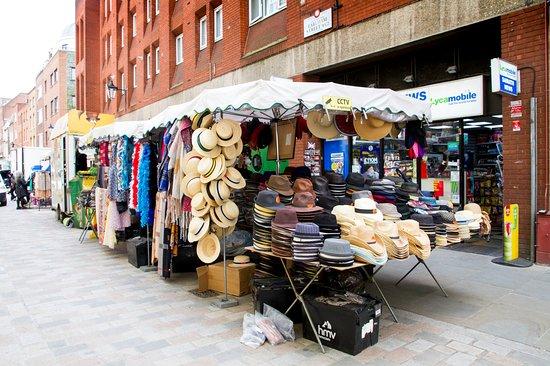 Earlham Street Market