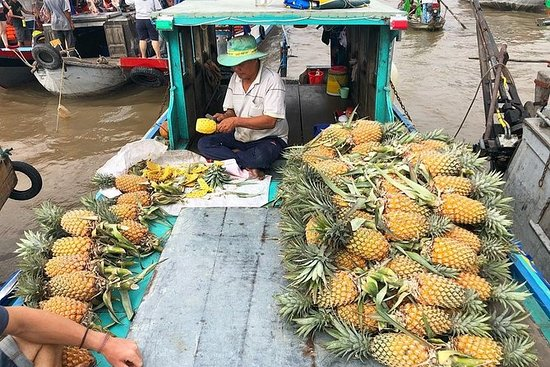 Cai Rang Floating Market Private Day ...
